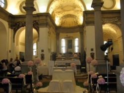 wedding - the church