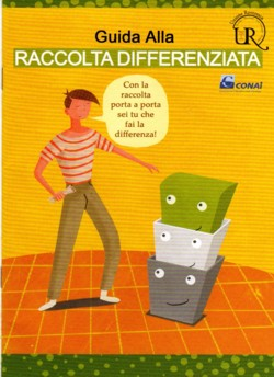 leaflet on rubbish collection