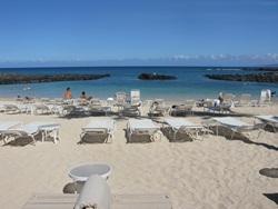 fairmont hotel beach