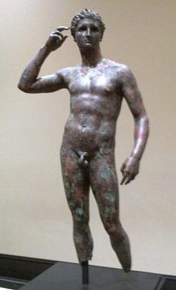 fano statue