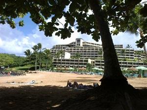 regis beach hotel