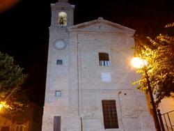 spirito santo at night