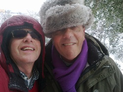 bill and terry in snow sg feb 2012