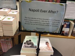 Books of Elena Ferrante