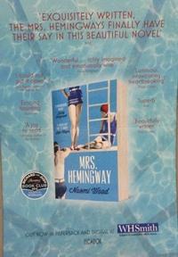 Mrs Hemingway book cover