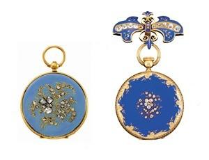 Orologi comprato da Regina Vittoria